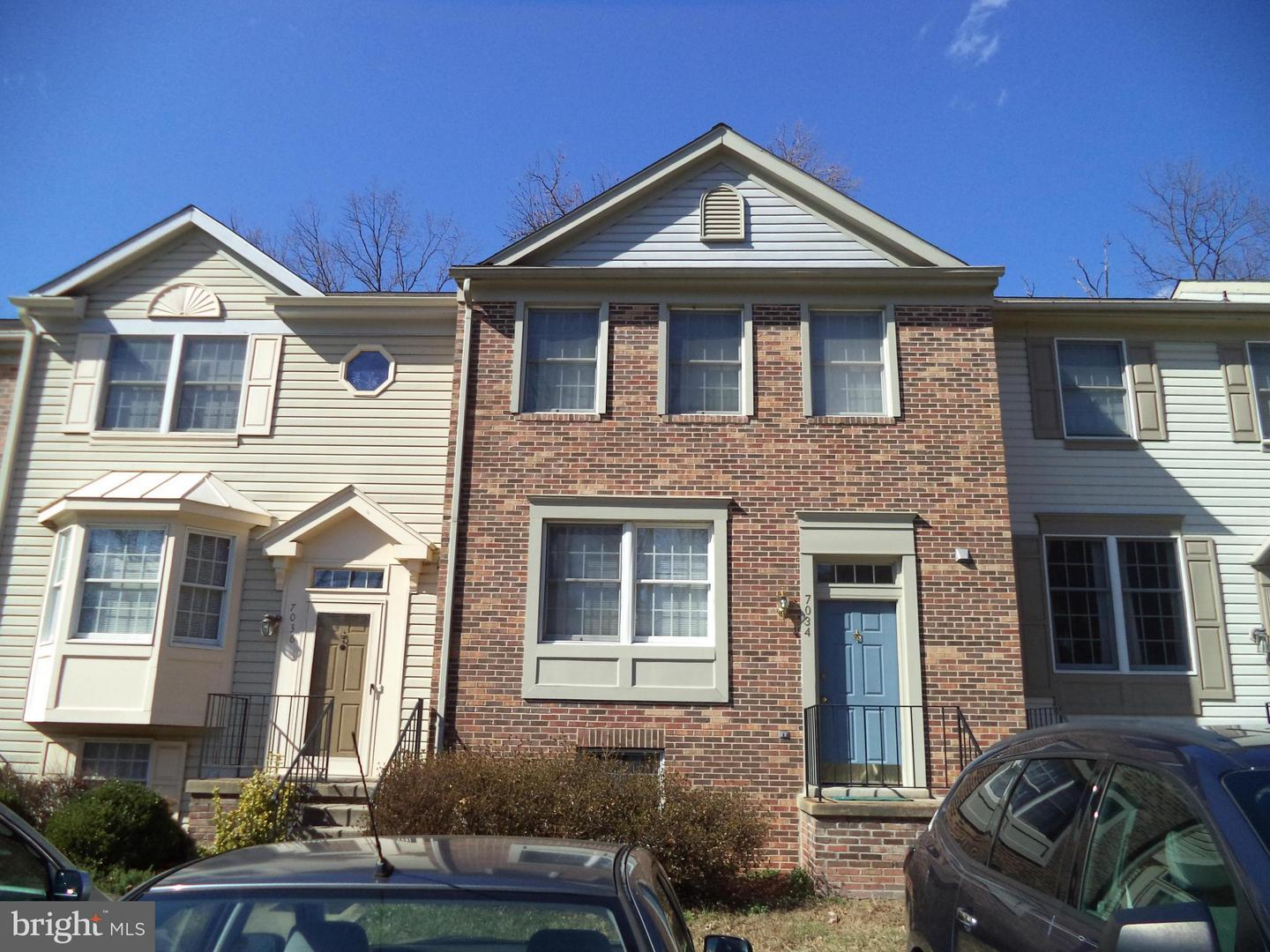 Other Residential for Rent at 7034 Timberfield Pl Curtis Bay, Maryland 21226 United States