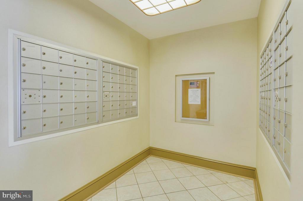 Mail Boxes - 2401 H ST NW #307, WASHINGTON