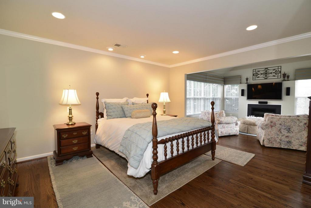 Bedroom (Master) - 12240 DORRANCE CT, RESTON