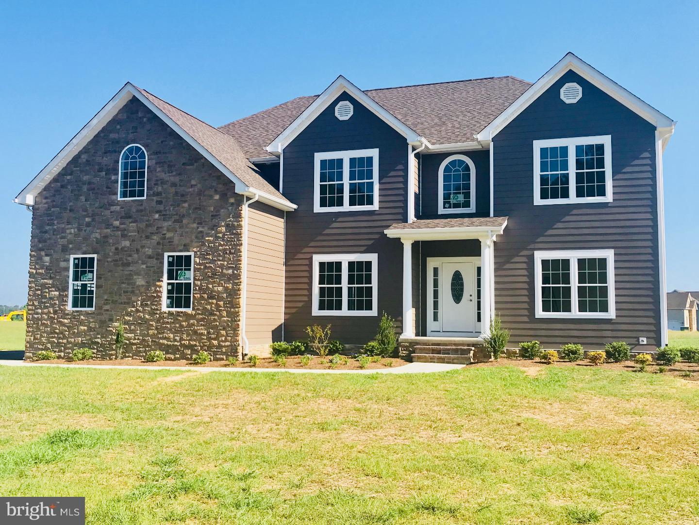 Частный односемейный дом для того Продажа на 726 ESTATES Drive Camden Wyoming, Делавэр 19934 Соединенные Штаты