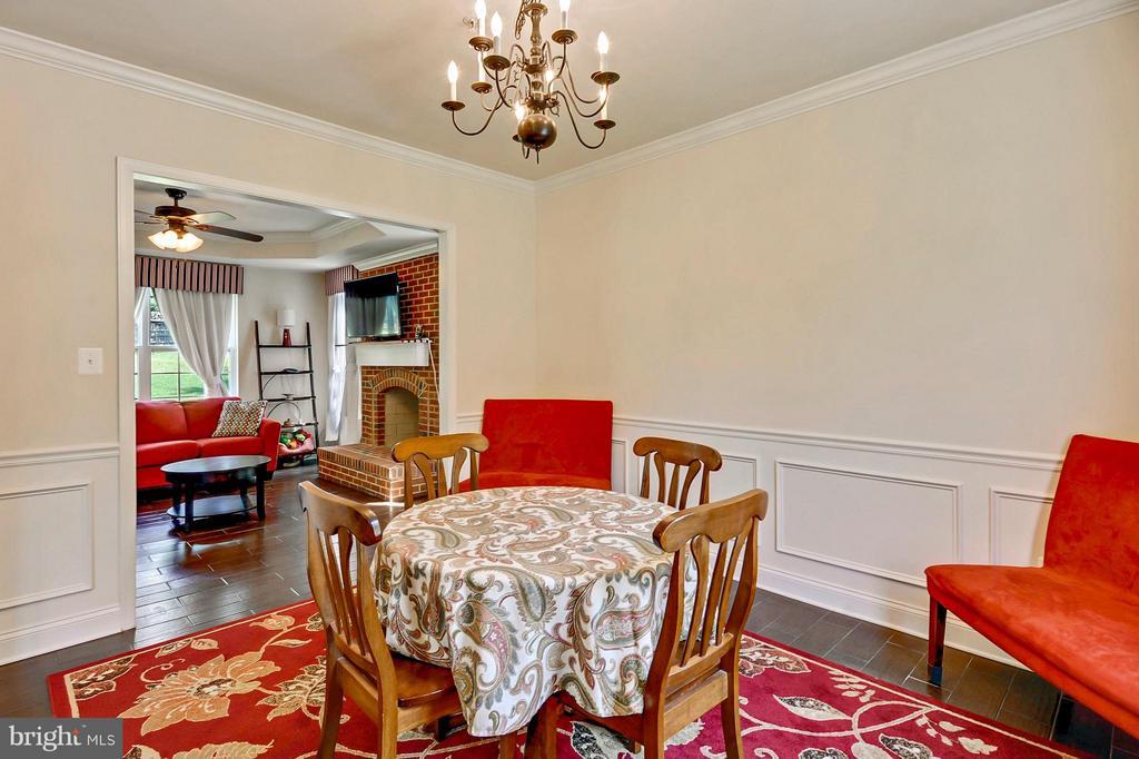 Separate Dining Room - 1206 JEFFERSON RD, FORT WASHINGTON