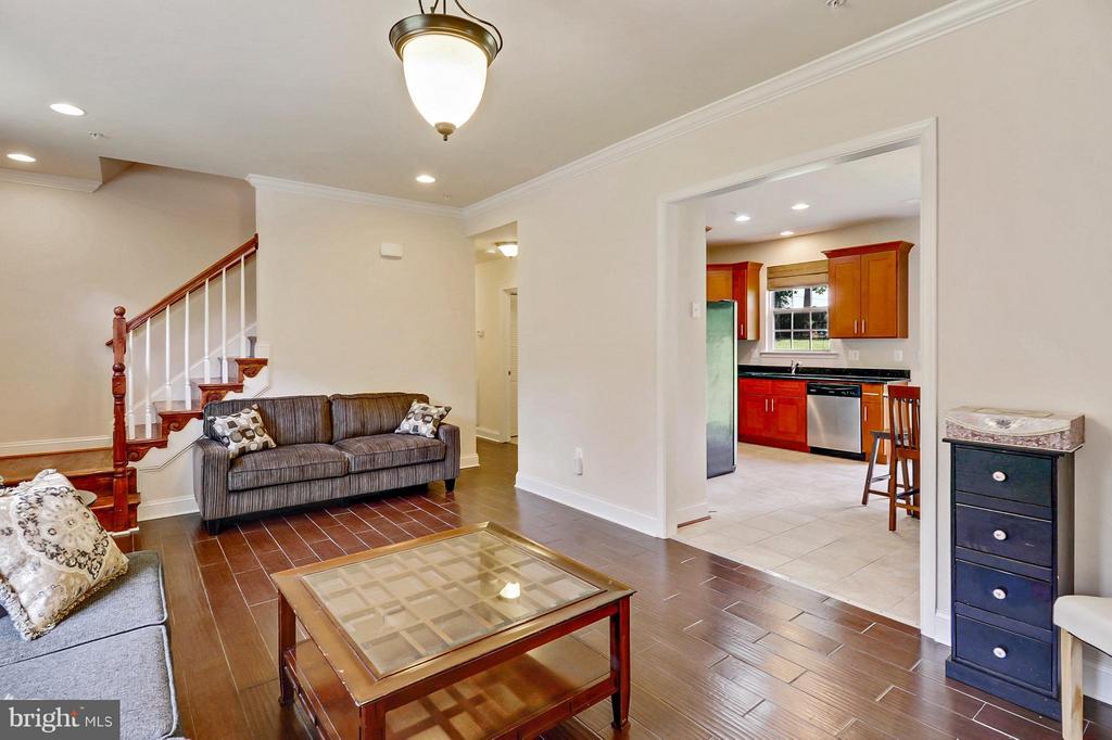 Living Room - 1206 JEFFERSON RD, FORT WASHINGTON
