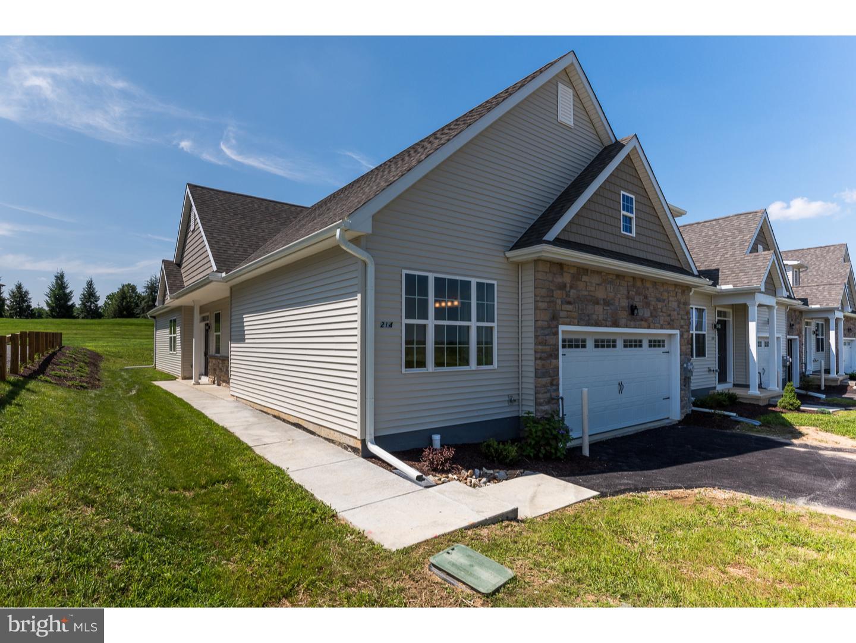 Maison unifamiliale pour l Vente à 219 ROSE VIEW DR #LOT 36 West Grove, Pennsylvanie 19390 États-Unis