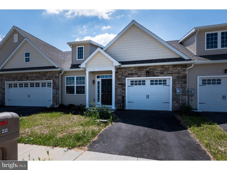 Maison unifamiliale pour l Vente à 221 ROSE VIEW DR #LOT 35 West Grove, Pennsylvanie 19390 États-Unis
