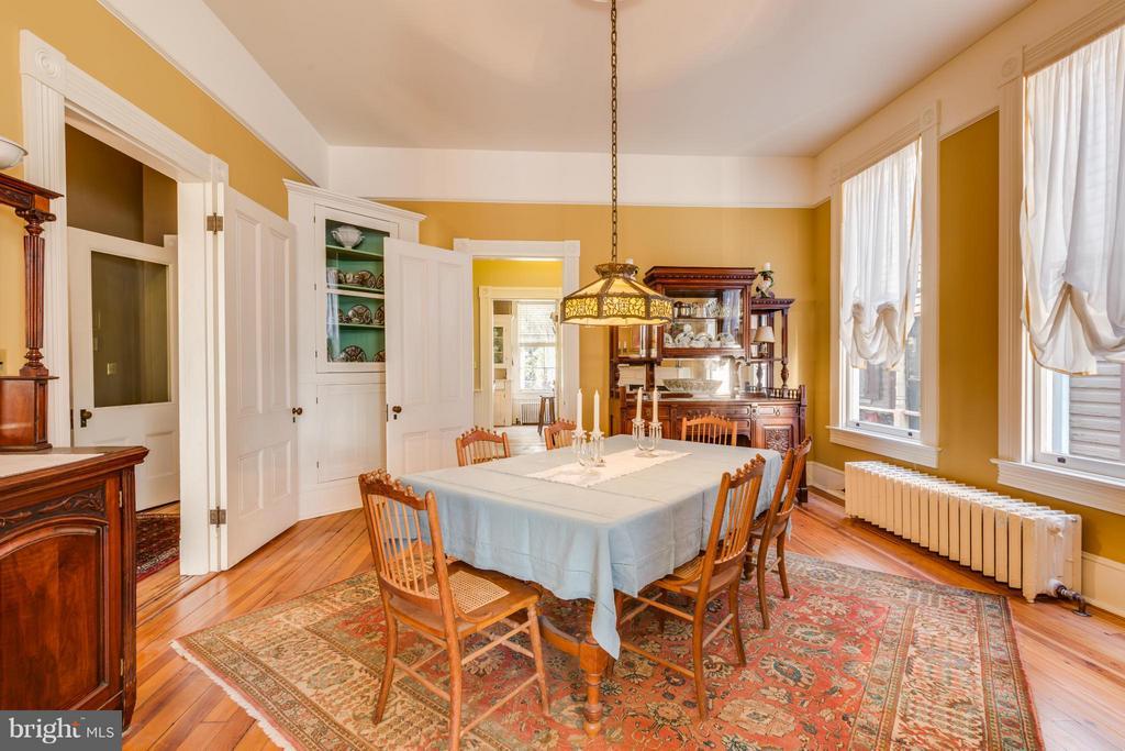 Dining Room - 1108 CHARLES ST, FREDERICKSBURG