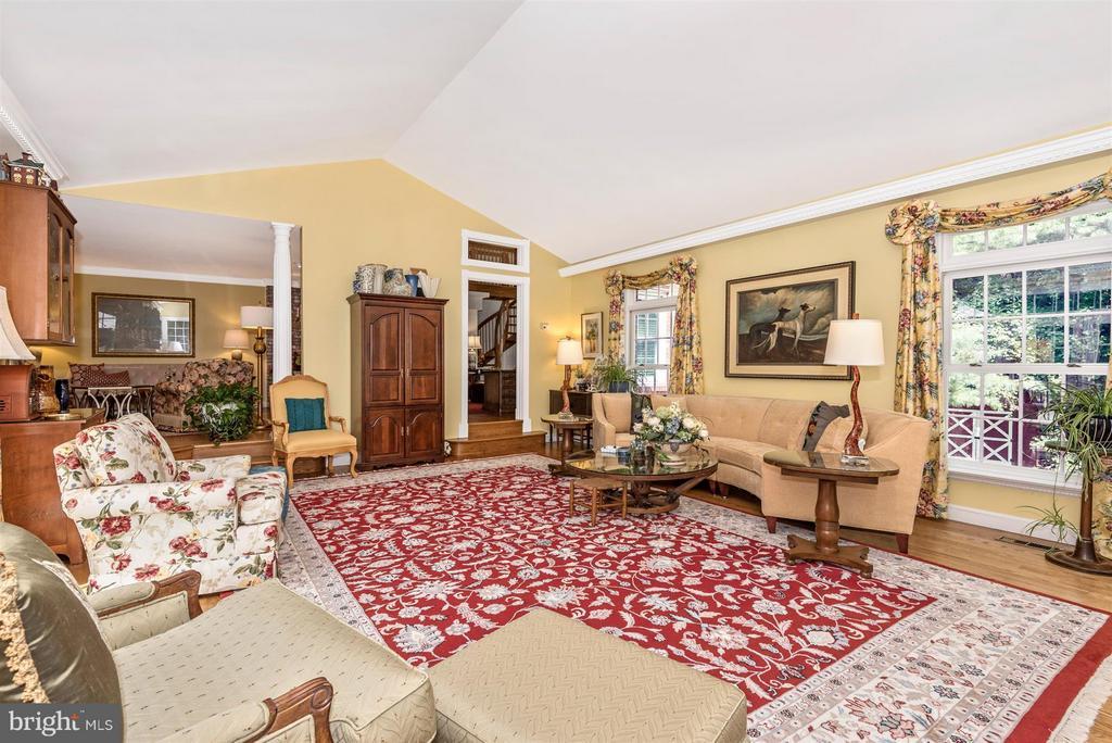 Family Room - 15901 NEW BEDFORD DR, ROCKVILLE