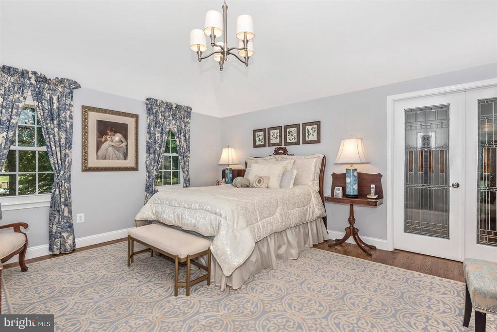 Bedroom (Master) - 15901 NEW BEDFORD DR, ROCKVILLE
