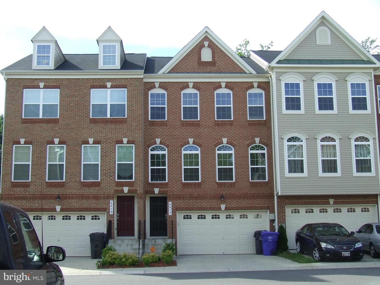 Photo of home for sale at 6617 Rothschild Place, Bryans Road MD