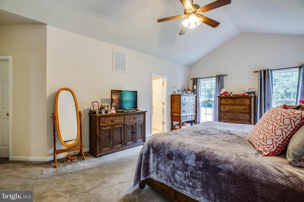 Bedroom (Master) - 13420 FOX CHASE LN, SPOTSYLVANIA
