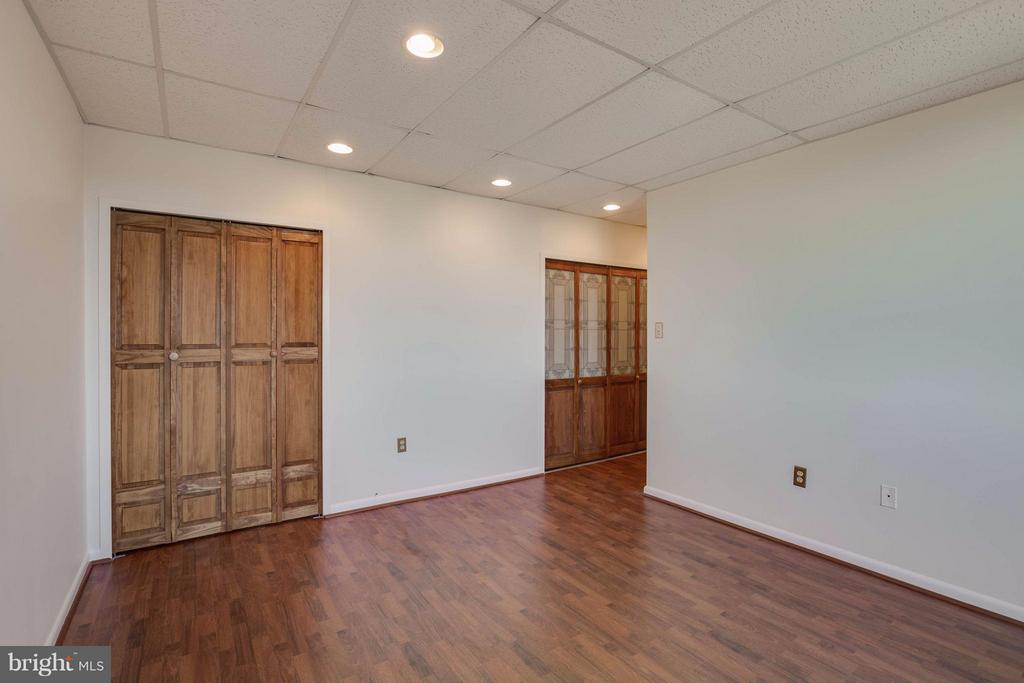 Large double closets in 2nd BR - 3701 S GEORGE MASON DR #2605N, FALLS CHURCH