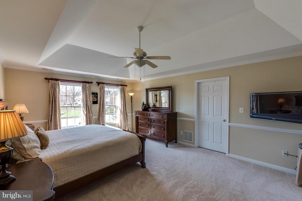 Bedroom (Master) - 10864 HUNTER GATE WAY, RESTON