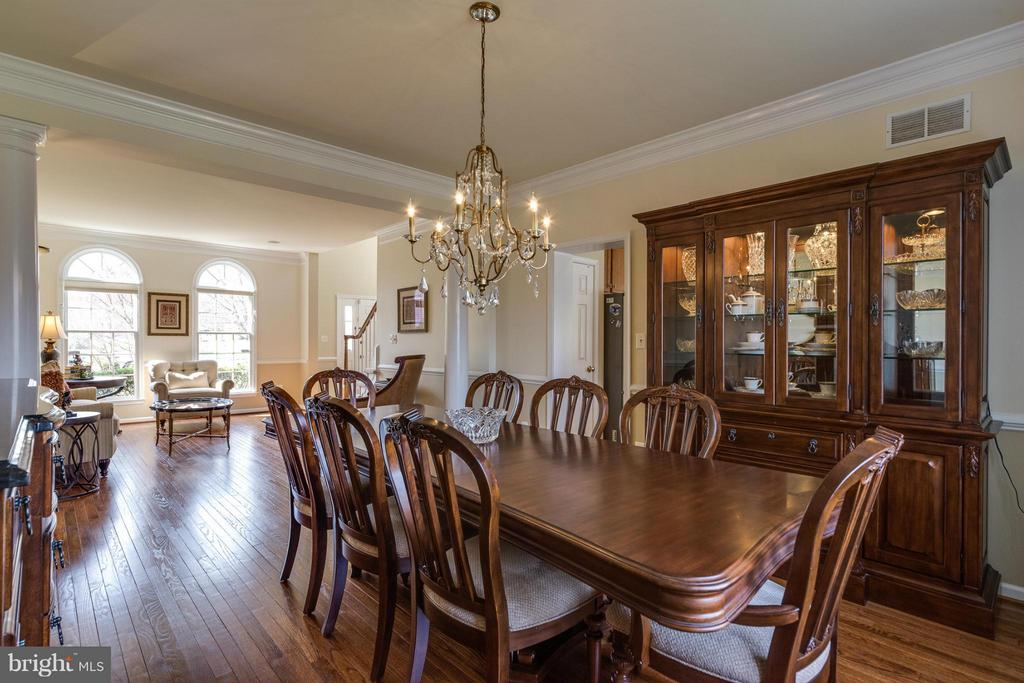 Dining Room - 10864 HUNTER GATE WAY, RESTON