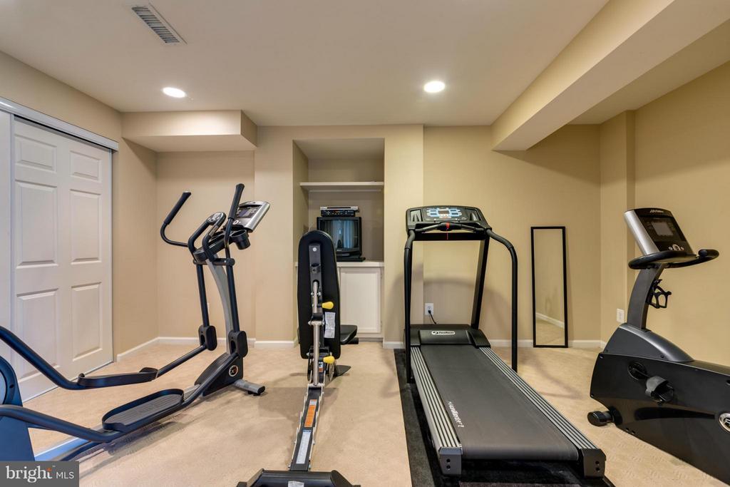 Exercise Room - 10864 HUNTER GATE WAY, RESTON