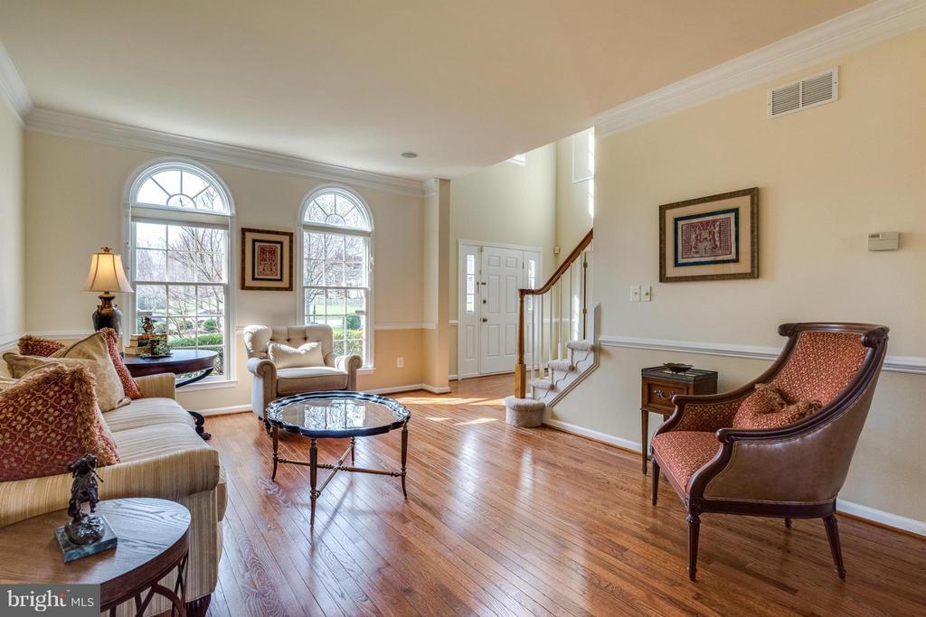 Living Room - 10864 HUNTER GATE WAY, RESTON