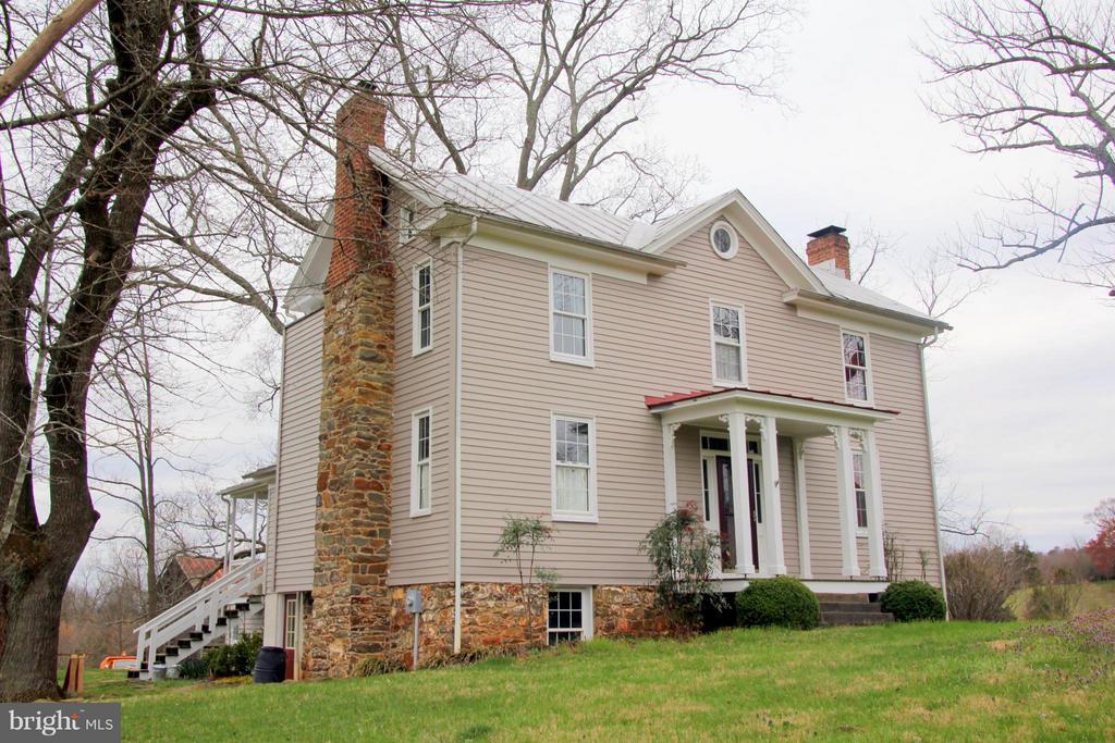 Exterior (Front) - 3374 TWYMANS MILL RD, ORANGE