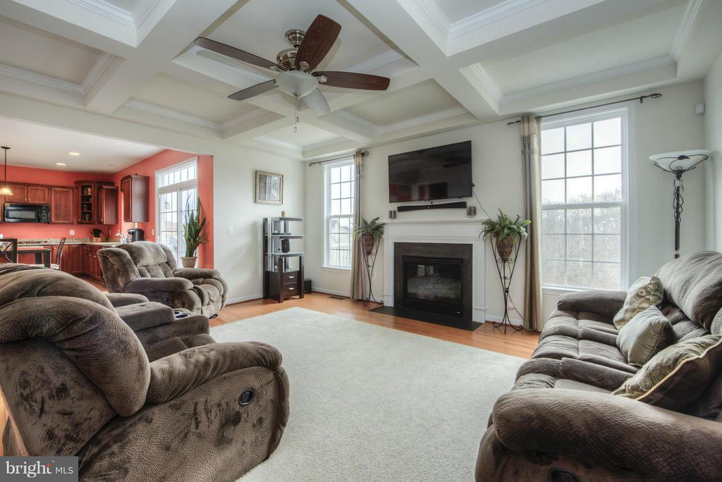 Family Room - 3 FOUNDERS WAY, STAFFORD