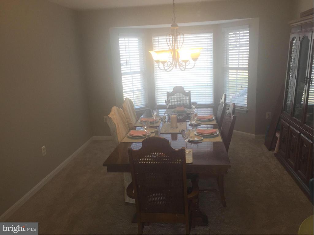 Dining Room - 18 SAINT MARKS CT, STAFFORD