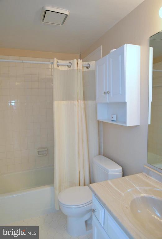 Basement Bathroom - 7302 AYNSLEY LN, MCLEAN