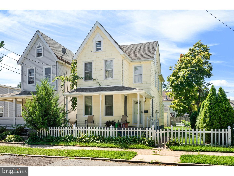 独户住宅 为 出租 在 335 LAFAYETTE Avenue 汉密尔顿, 新泽西州 08610 美国在/周边: Hamilton Township