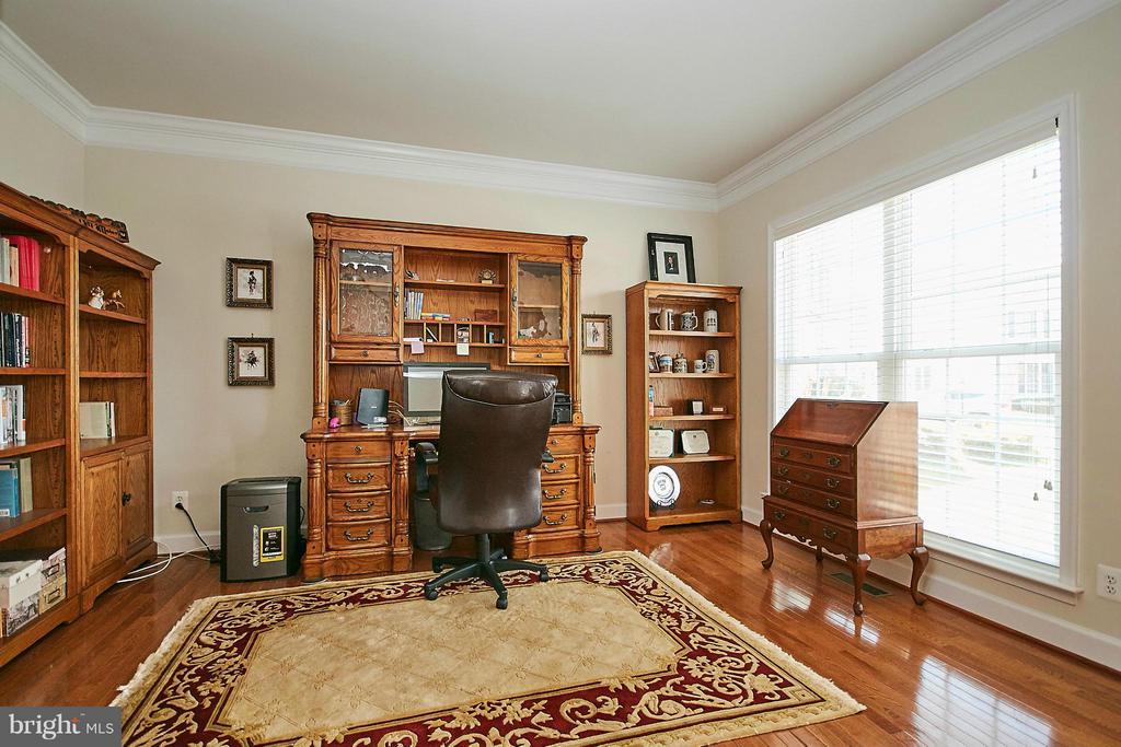 Living Room - 9004 FLETCHER FARM CT, MANASSAS