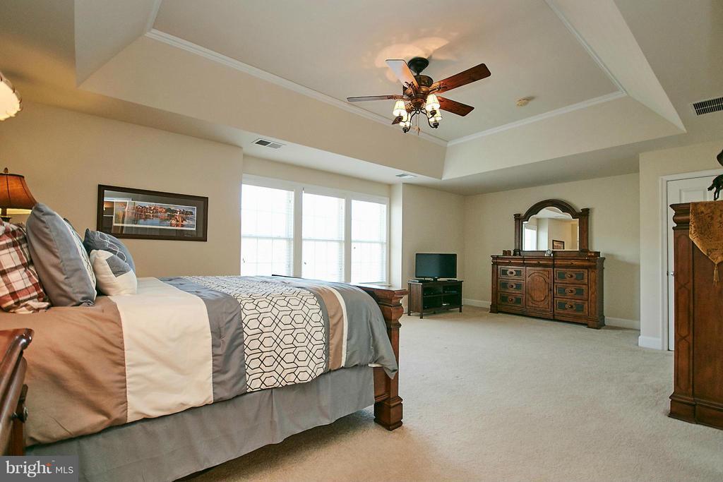 Bedroom (Master) - 9004 FLETCHER FARM CT, MANASSAS