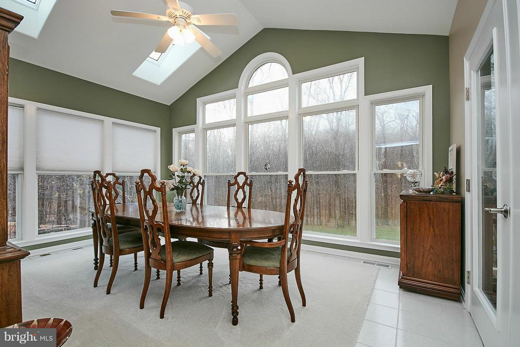 Dining Room - 10836 HENDERSON RD, FAIRFAX STATION