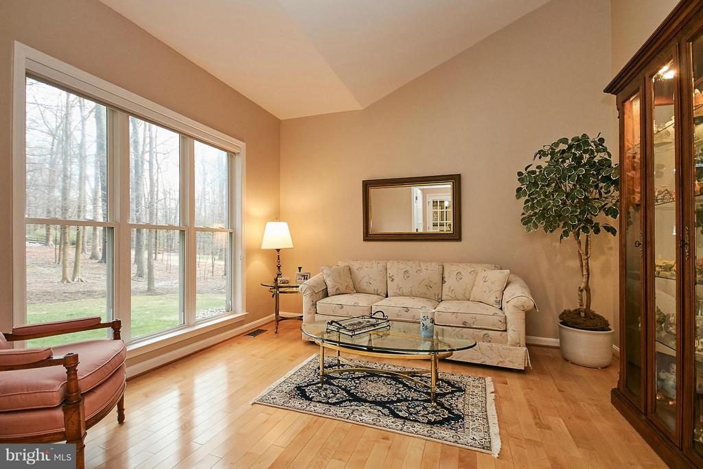 Living Room - 10836 HENDERSON RD, FAIRFAX STATION