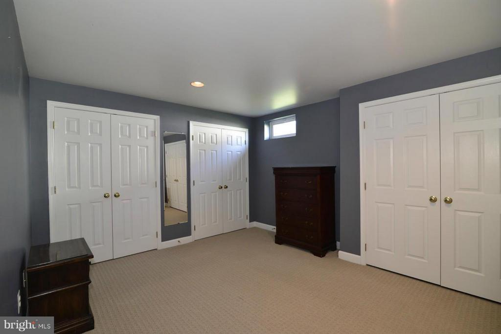 Lower level additional room! - 20736 ASHBURN STATION PL, ASHBURN