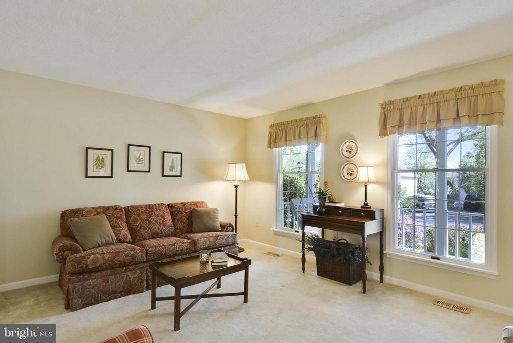 Large living room - 790 3RD ST, HERNDON