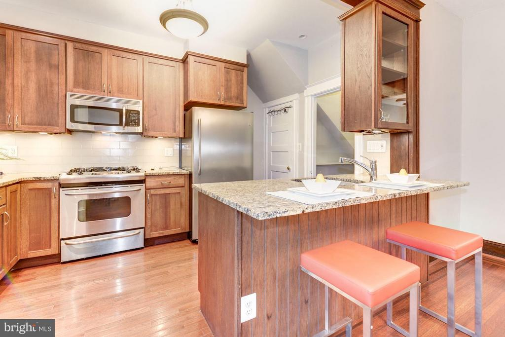 Kitchen (3 of 4) - 1227 PARK RD NW, WASHINGTON