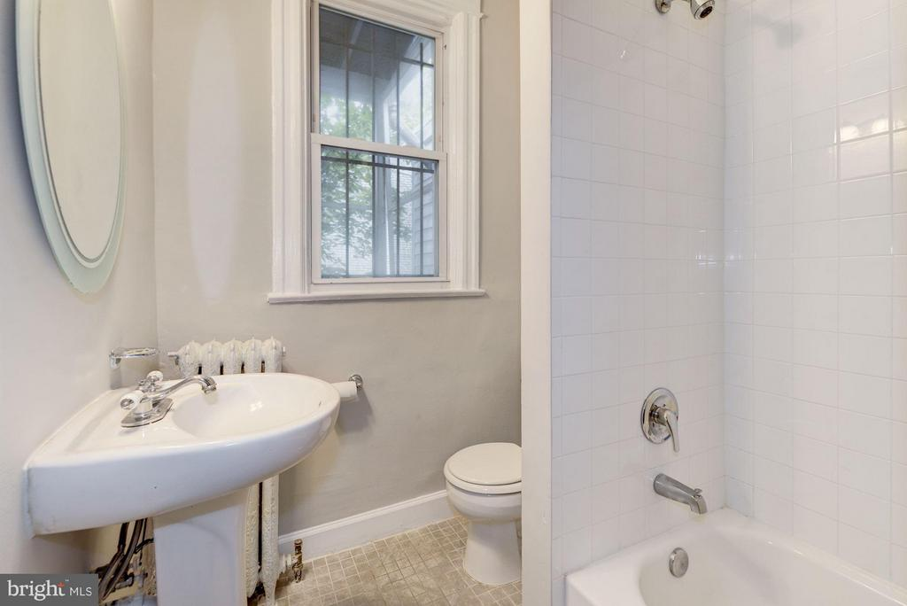 Bathroom - 1227 PARK RD NW, WASHINGTON