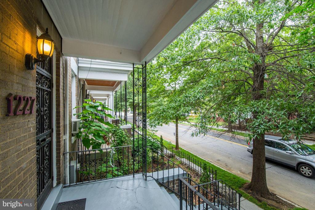 Front Porch - 1227 PARK RD NW, WASHINGTON