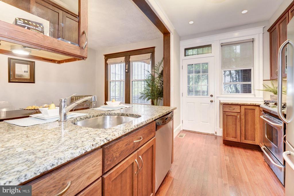 Kitchen (4 of 4) - 1227 PARK RD NW, WASHINGTON