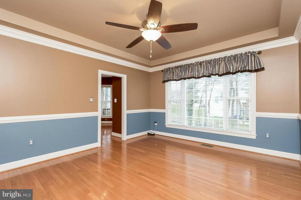 Dining Room - 5985 TWIN BRANCH CT, HAYMARKET