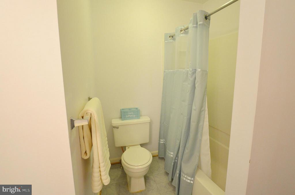Hall Bathroom - 2352 HORSEFERRY CT, RESTON