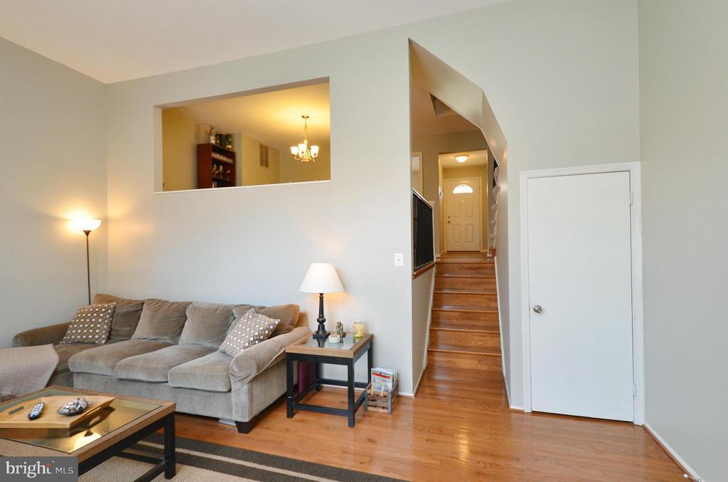 Family Room - 2352 HORSEFERRY CT, RESTON