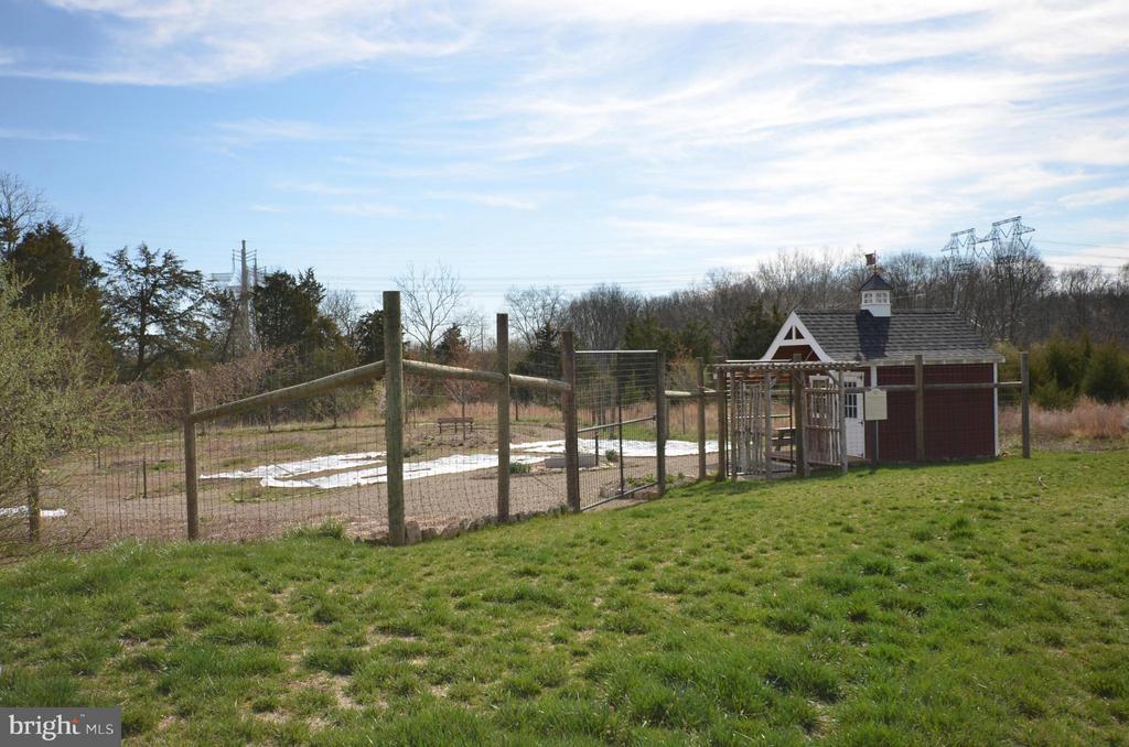 Garden view - 41852 MARIGOLD MILL PL, ASHBURN