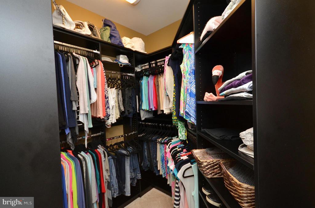 Master Closet 1 - 41852 MARIGOLD MILL PL, ASHBURN