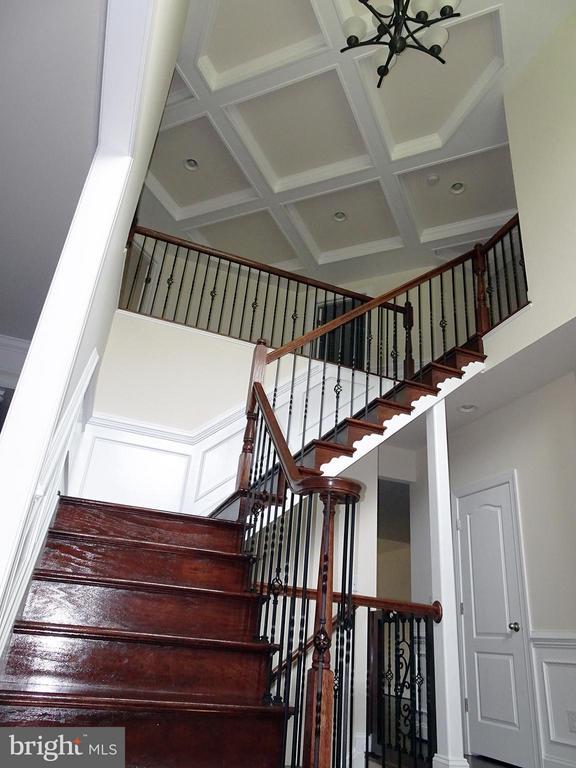 Foyer - 3985 WHIPS RUN DR, WOODBRIDGE