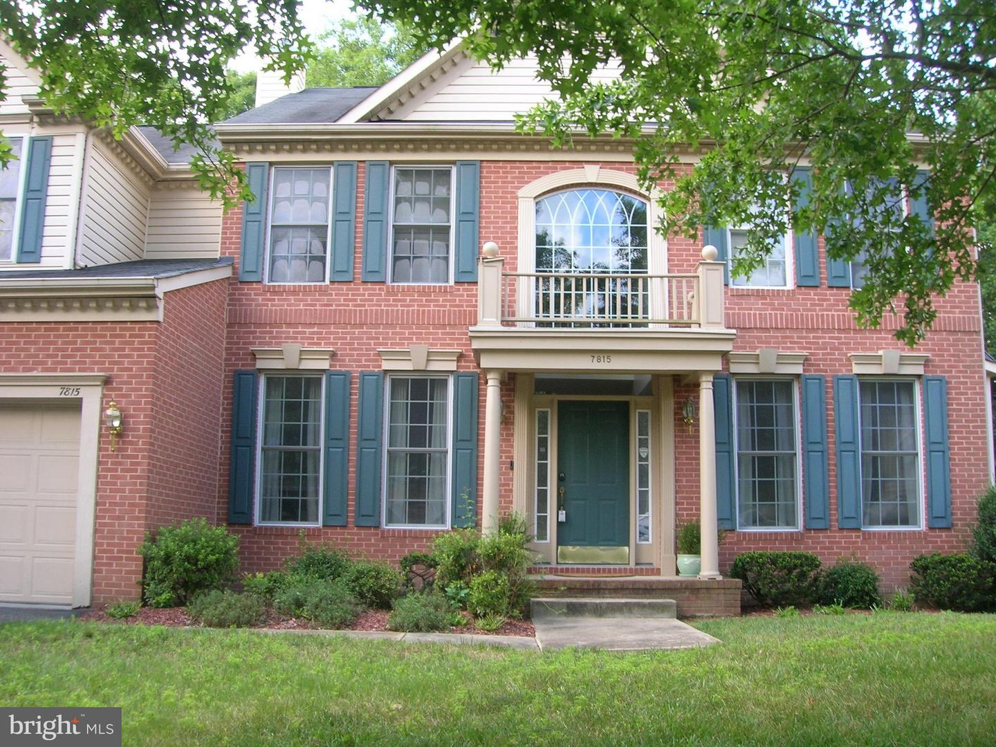 Photo of home for sale at 7815 Aylesford Lane, Laurel MD