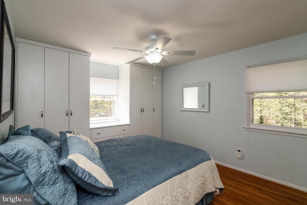 Bedroom (Master) - 4212 BRAEBURN DR, FAIRFAX