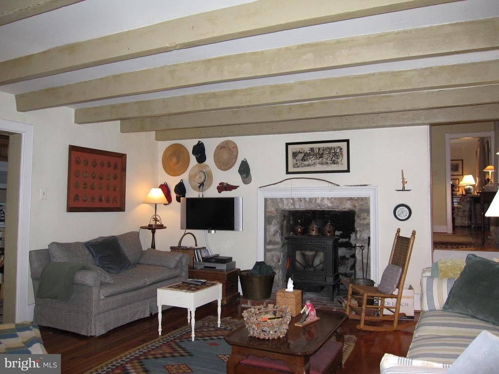 Family Room - 38085 HOMESTEAD FARM LN, MIDDLEBURG