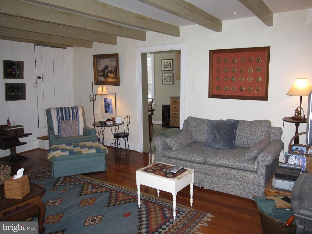 Living Room - 38085 HOMESTEAD FARM LN, MIDDLEBURG