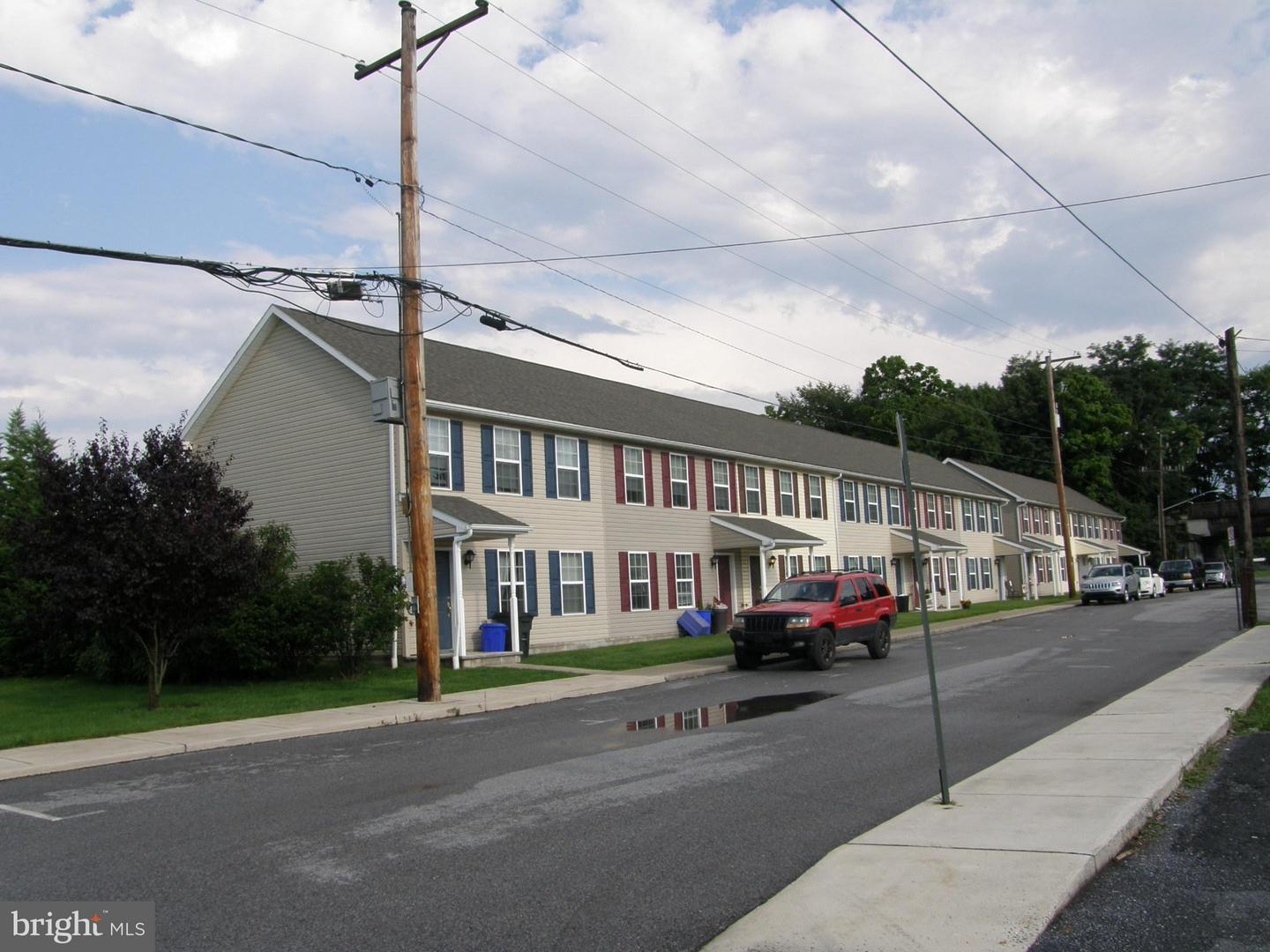 Other Residential for Sale at 121-147 Seneca - Earl St S Shippensburg, Pennsylvania 17257 United States