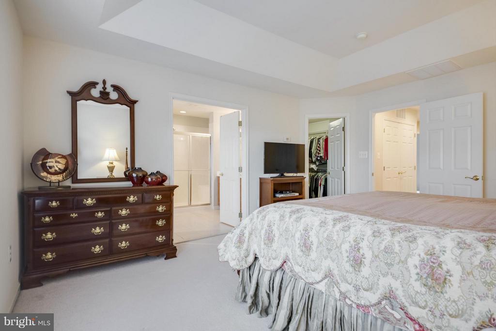 Bedroom (Master) - 143 HERNDON MILL CIR, HERNDON