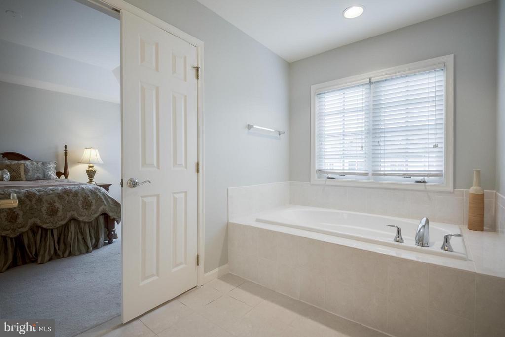 Bath (Master) - 143 HERNDON MILL CIR, HERNDON