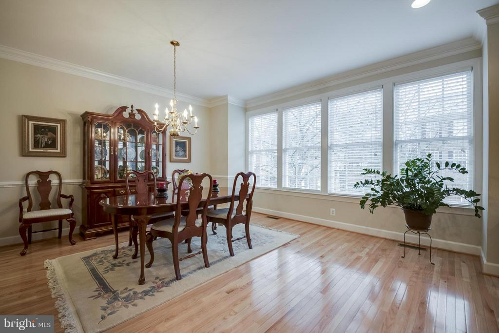 Living Room - 143 HERNDON MILL CIR, HERNDON