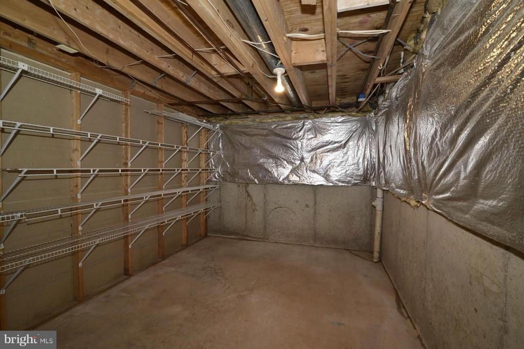 Storage Room - 12013 CALIE CT, FAIRFAX