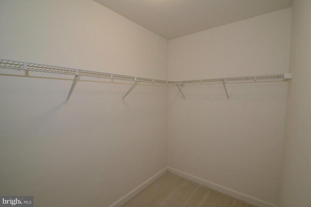 Walk-in Closet - 12013 CALIE CT, FAIRFAX