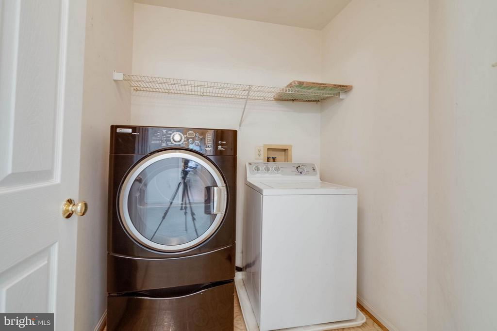 Laundry Room - 368 EUSTACE RD, STAFFORD